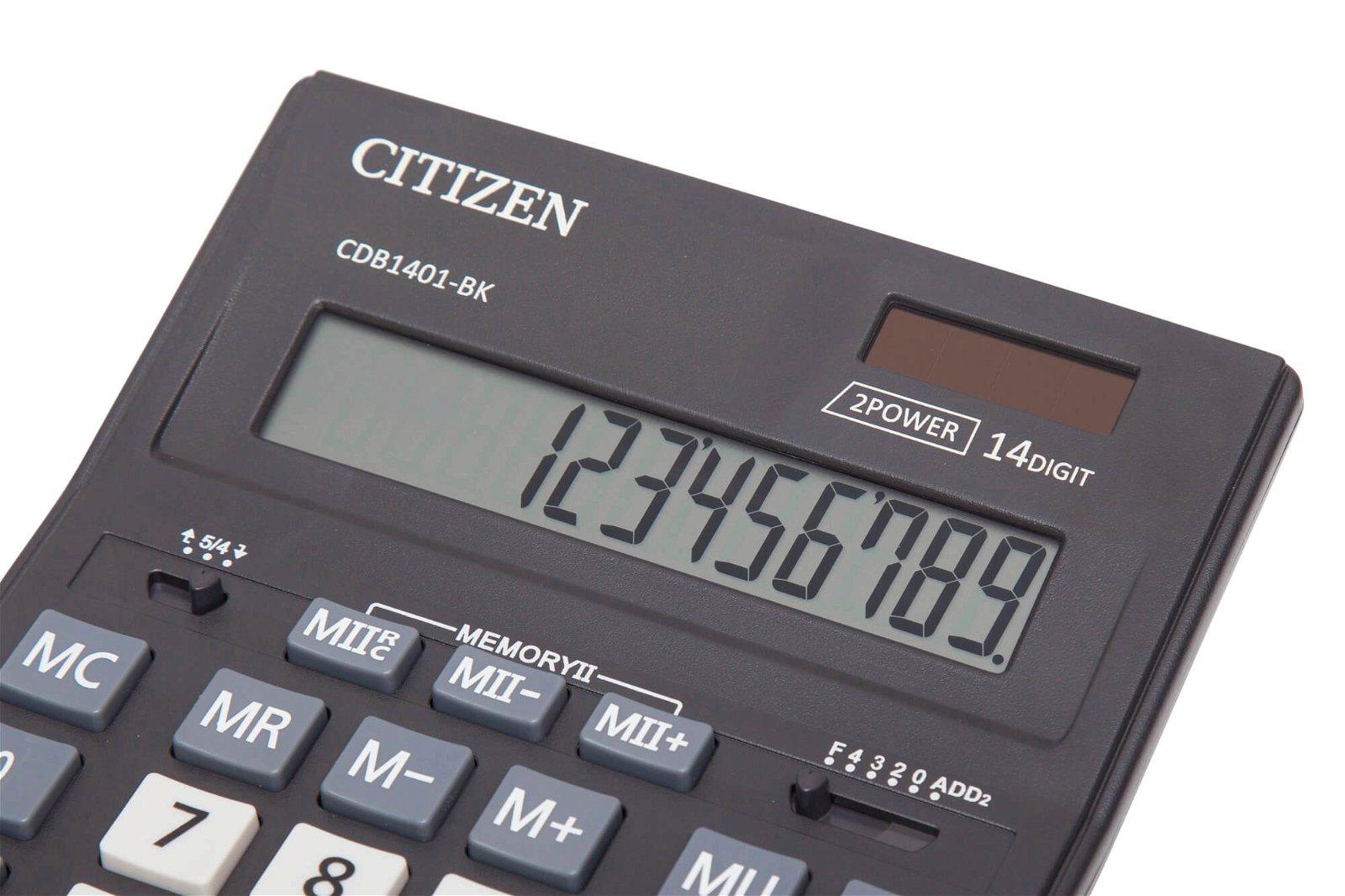 Tischrechner CDB1401-BK