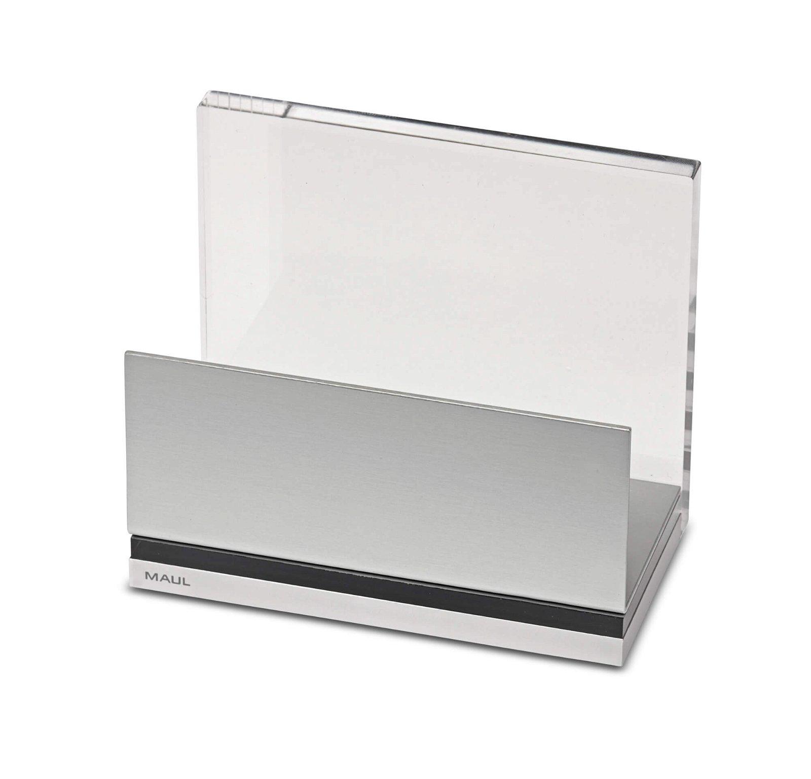 Acryl-Kartenständer MAULacro, glasklar