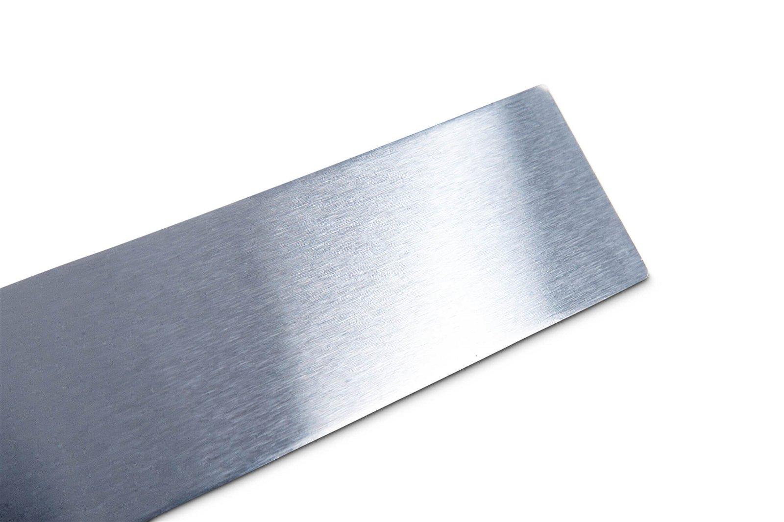 Ferroleiste MAULsolid, Edelstahl, Länge 100 cm, silber