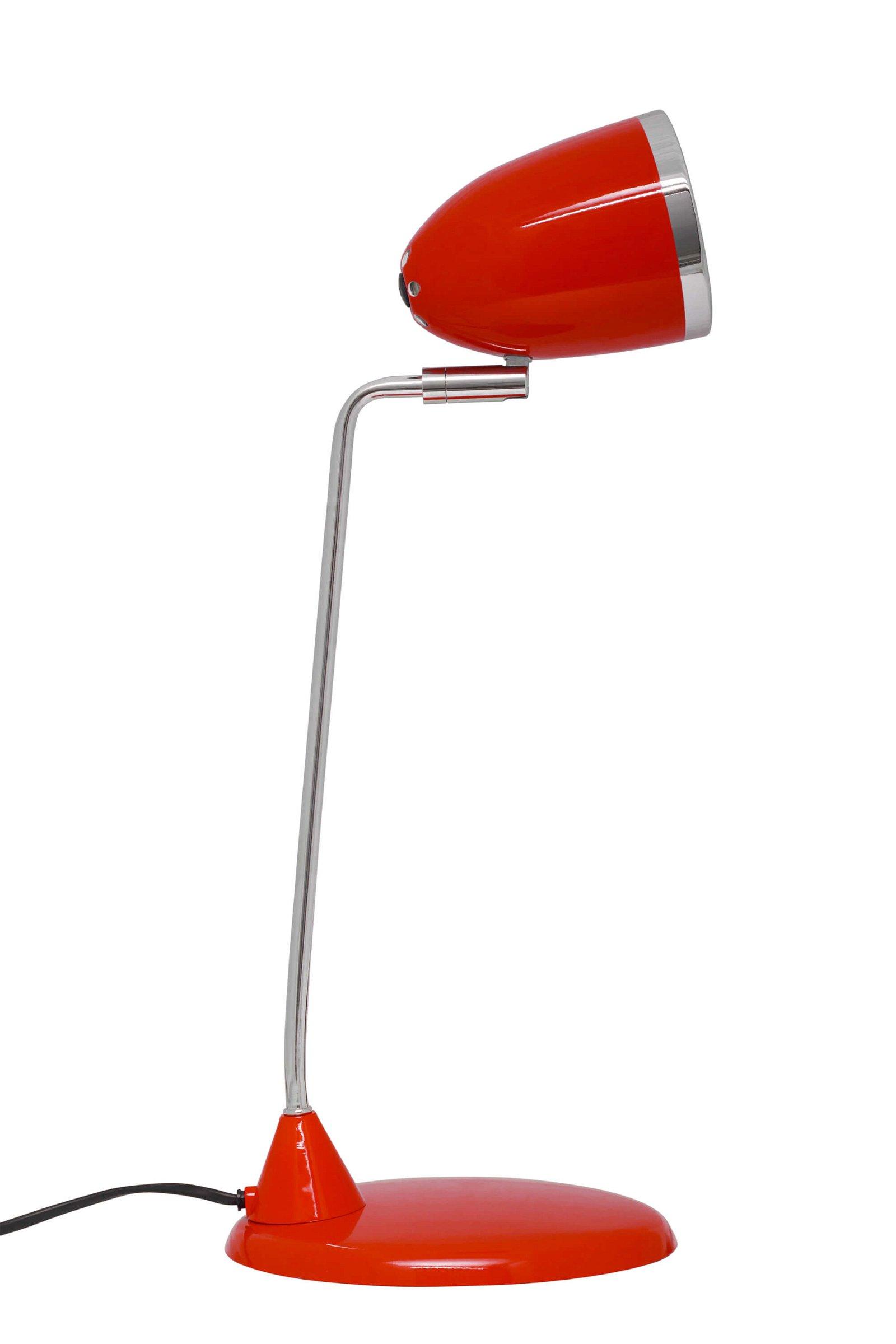 LED-Tischleuchte MAULstarlet, rot