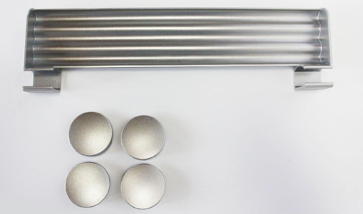 Einzelteil-Set metallic f. WB,