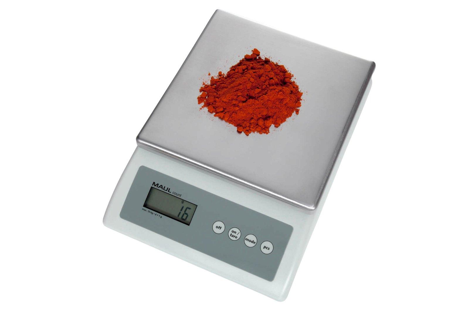 Zählwaage MAULcount, 10 kg, grau