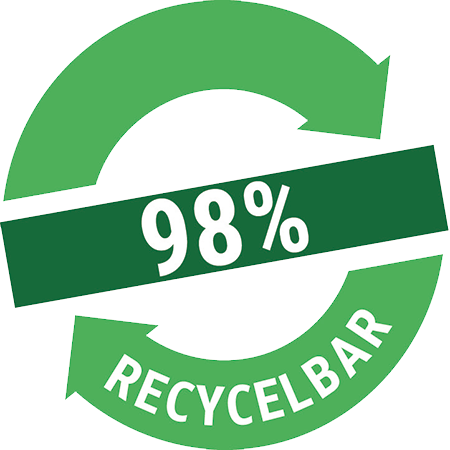 98 Prozente Recycelbar - MAUL