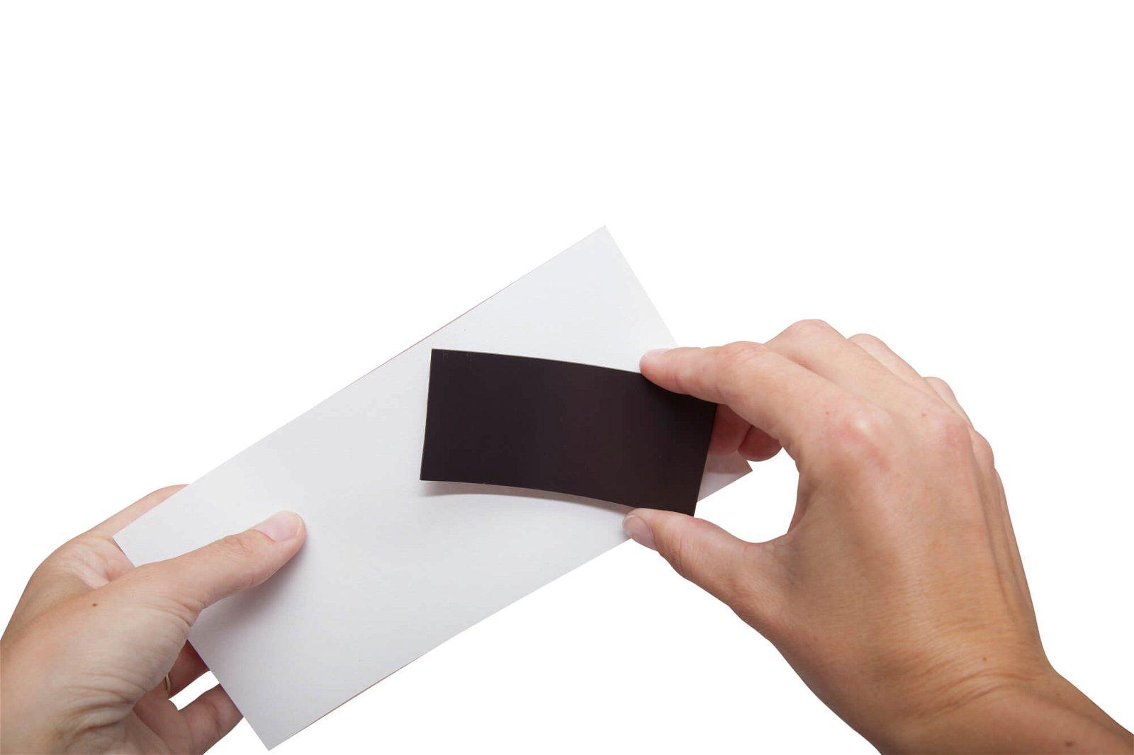 Magnetband selbstklebend, 10 m x 45 mm x 1 mm, sonstige