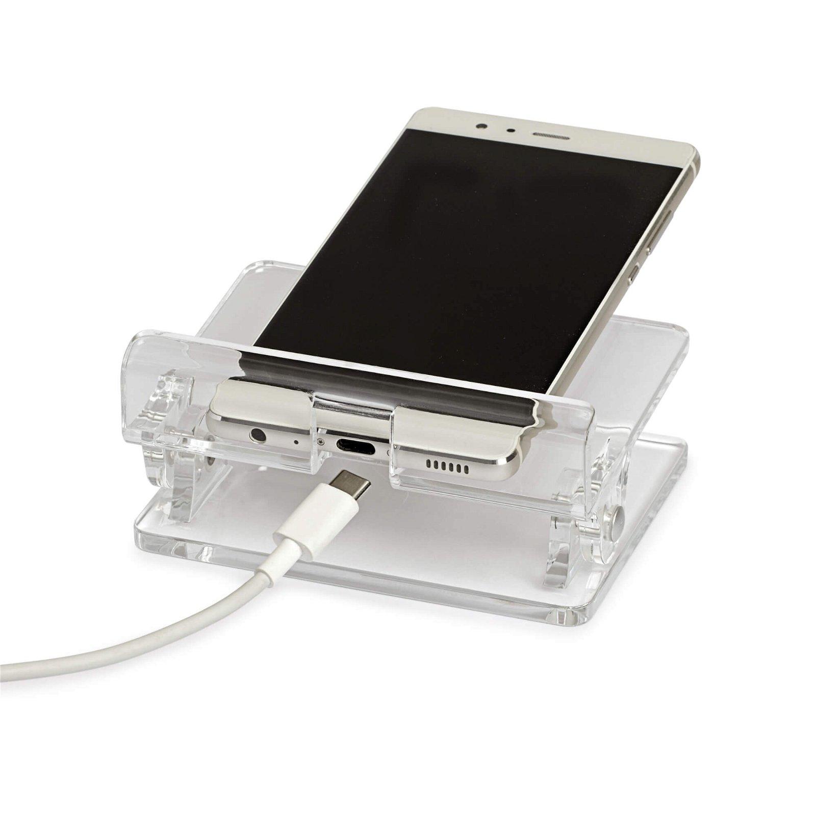 Acryl-Handyhalter