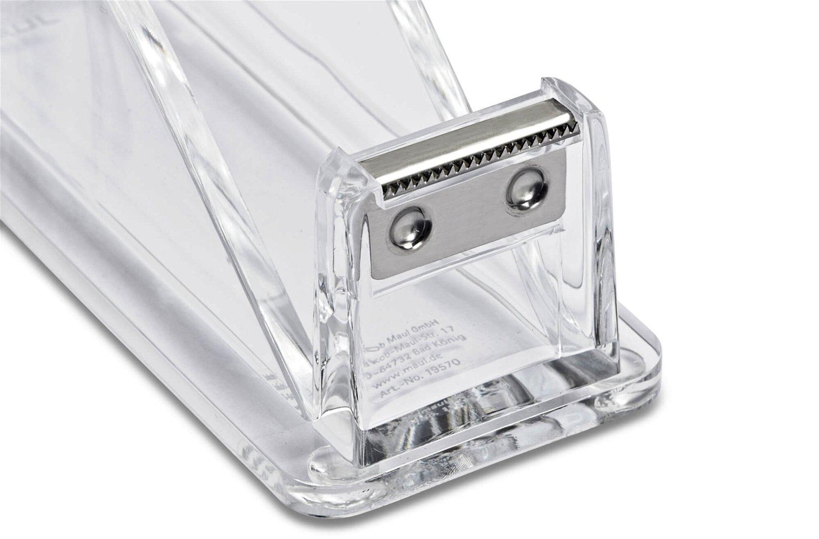 Acryl-Klebeband-Abroller, ohne Klebeband, glasklar