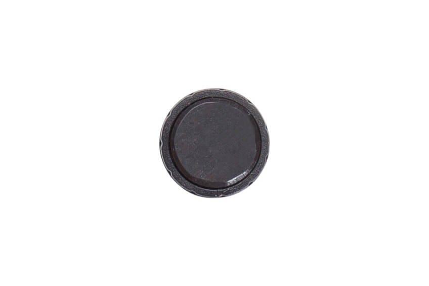 Magnet MAULsolid Ø 15 mm, 0,15 kg Haftkraft, 10 St/Ktn., schwarz