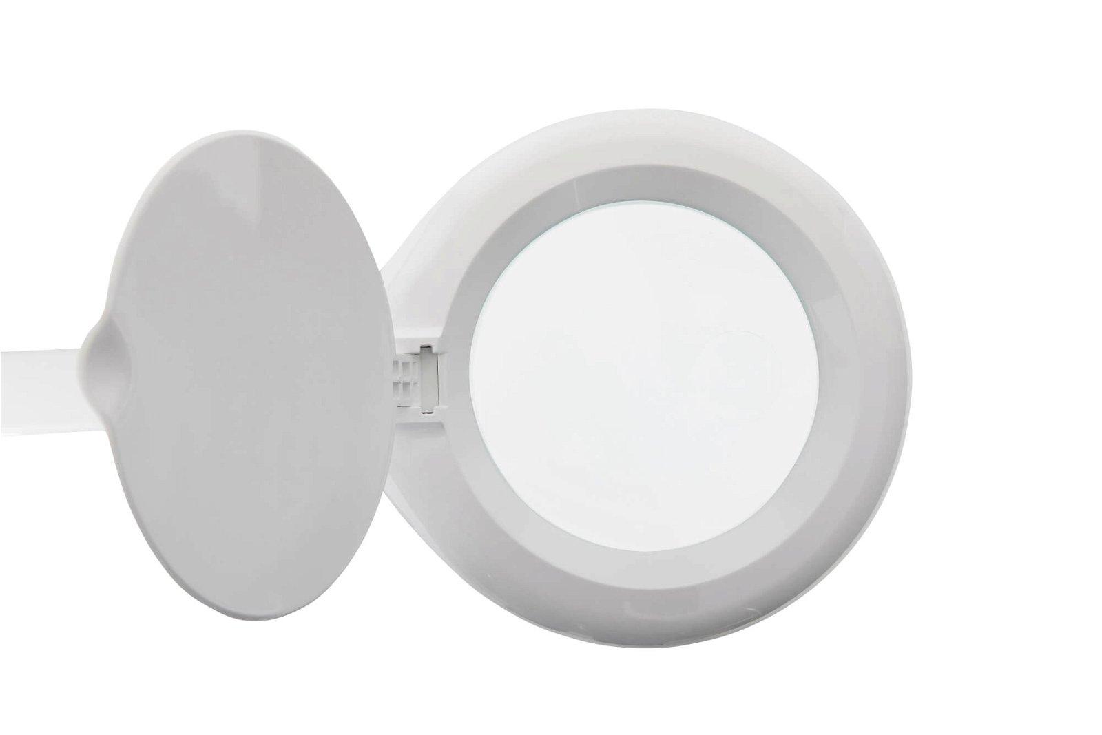 LED-Lupenleuchte MAULduplex