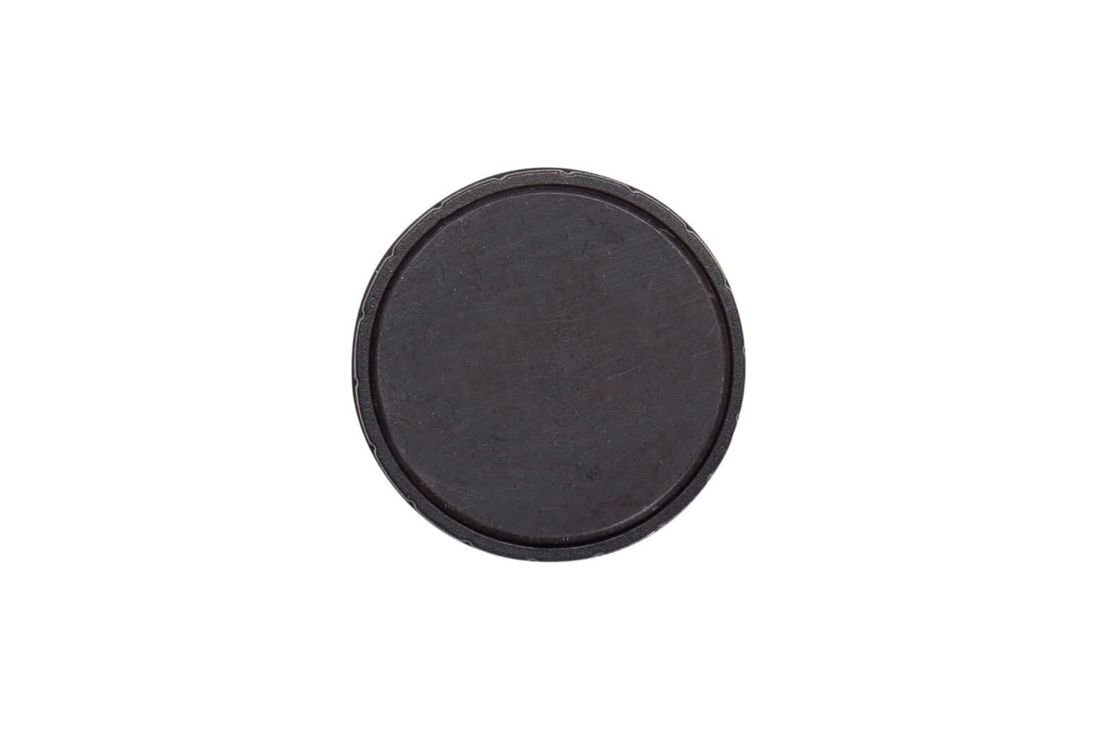 Magnet MAULsolid Ø 38 mm, 2,5 kg Haftkraft, 10 St./Ktn., schwarz
