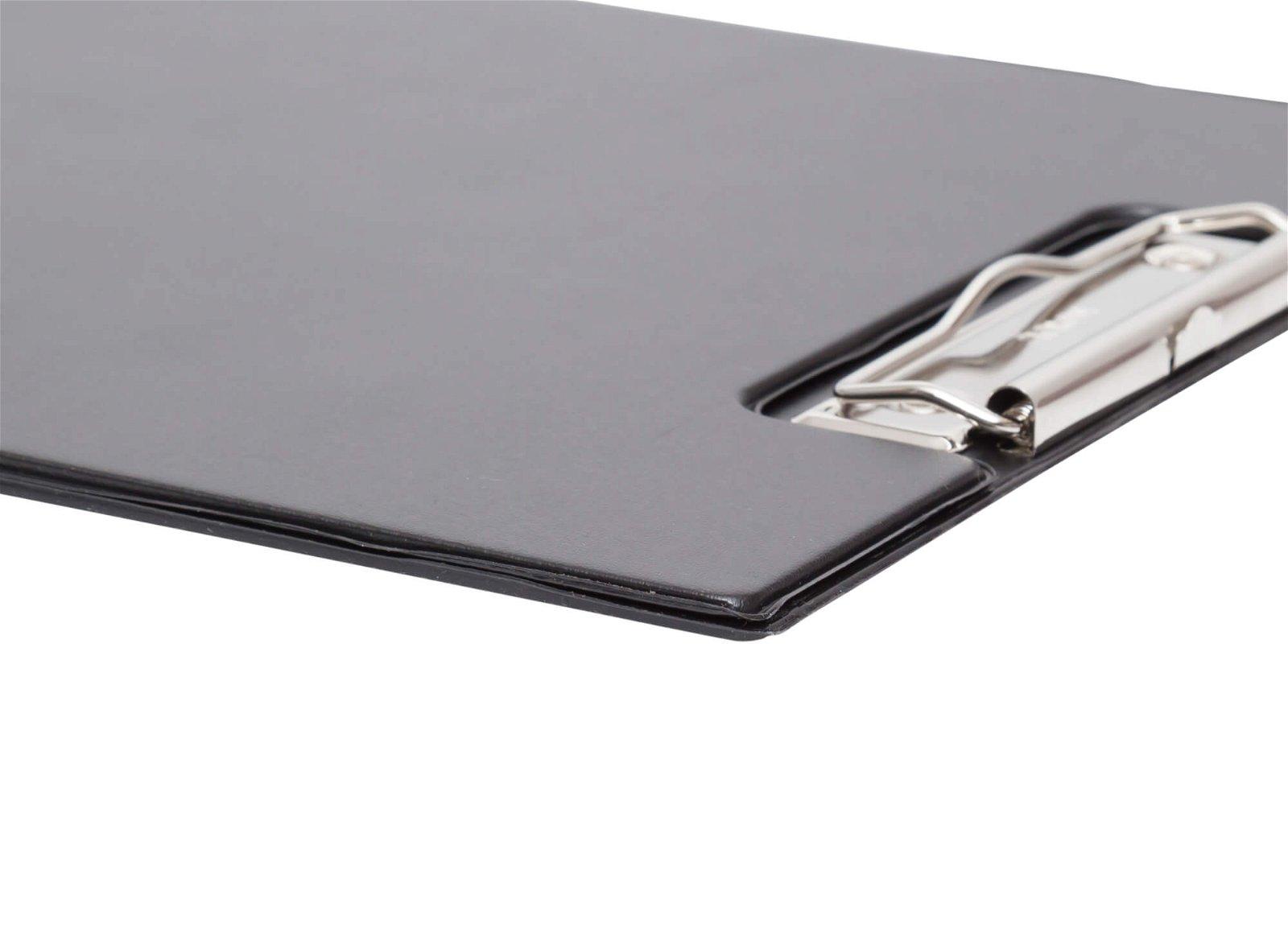 Schreibmappe mit Folienüberzug und Durchschreibschutz