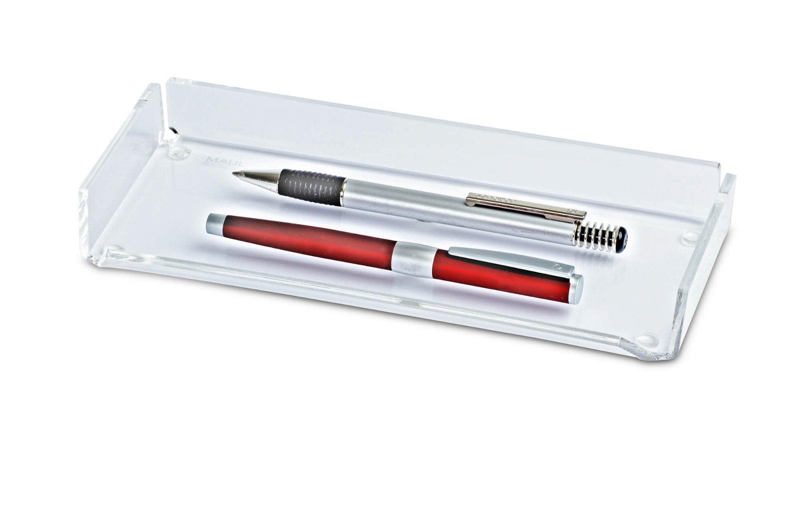 Acryl-Stifteschale, glasklar