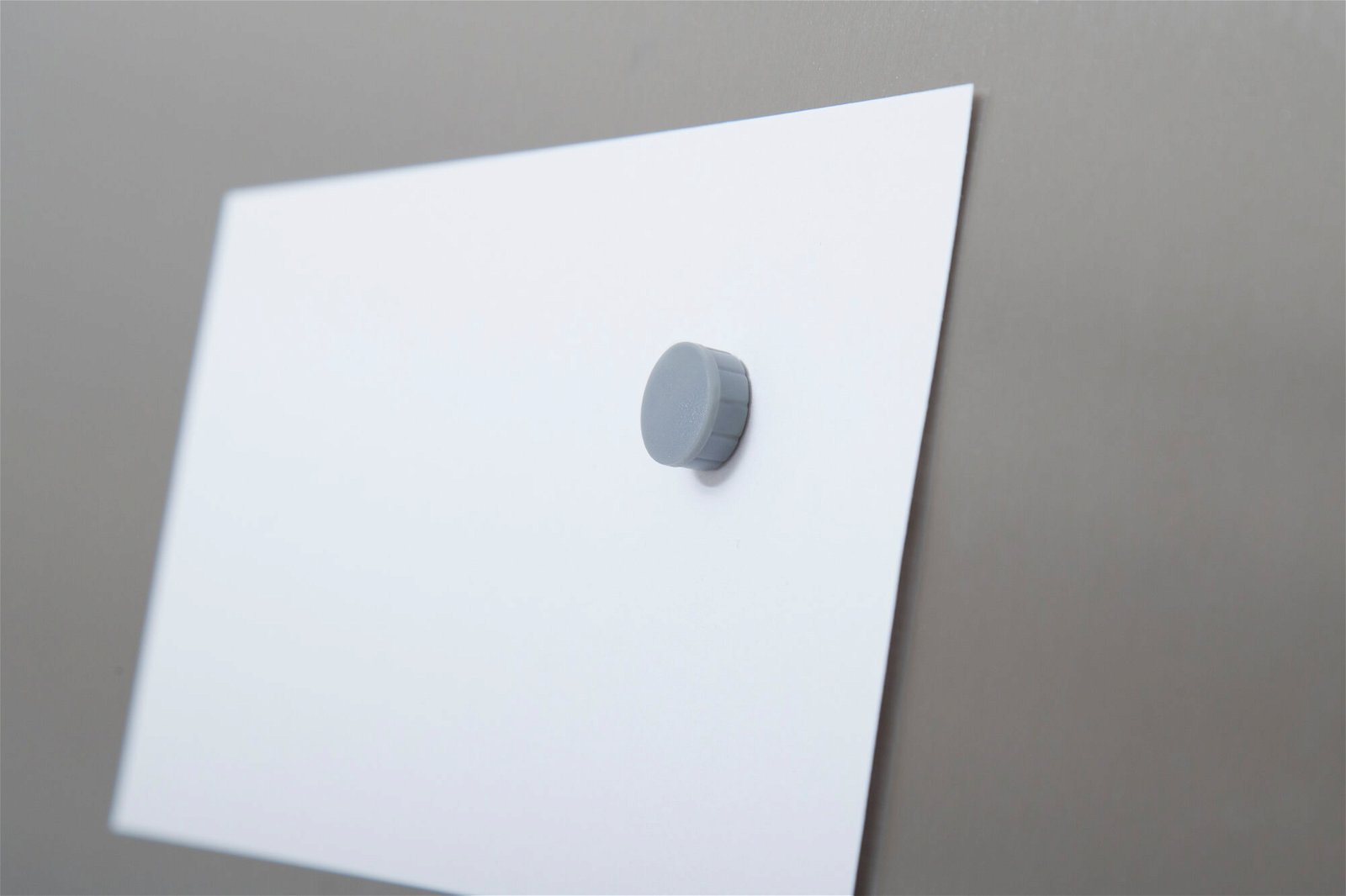 5Magnet MAULsolid Ø 15 mm, 0,15 kg Haftkraft, 10 St/Ktn., grau