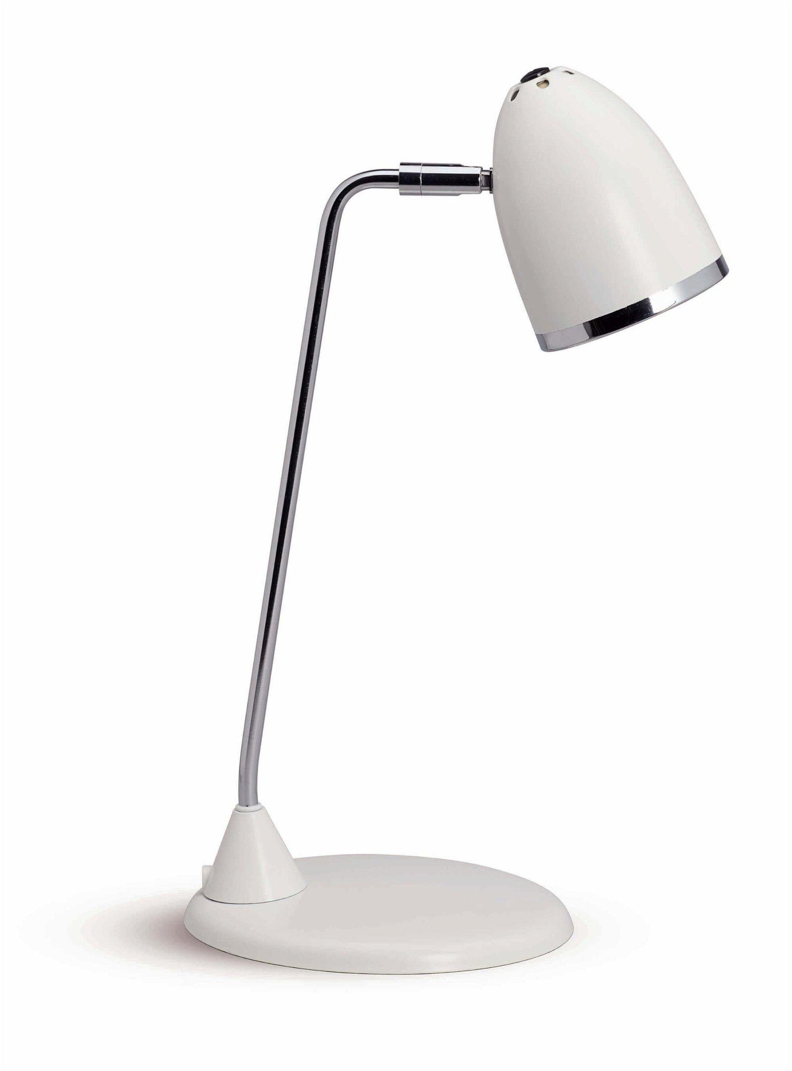 LED-Tischleuchte MAULstarlet, weiß