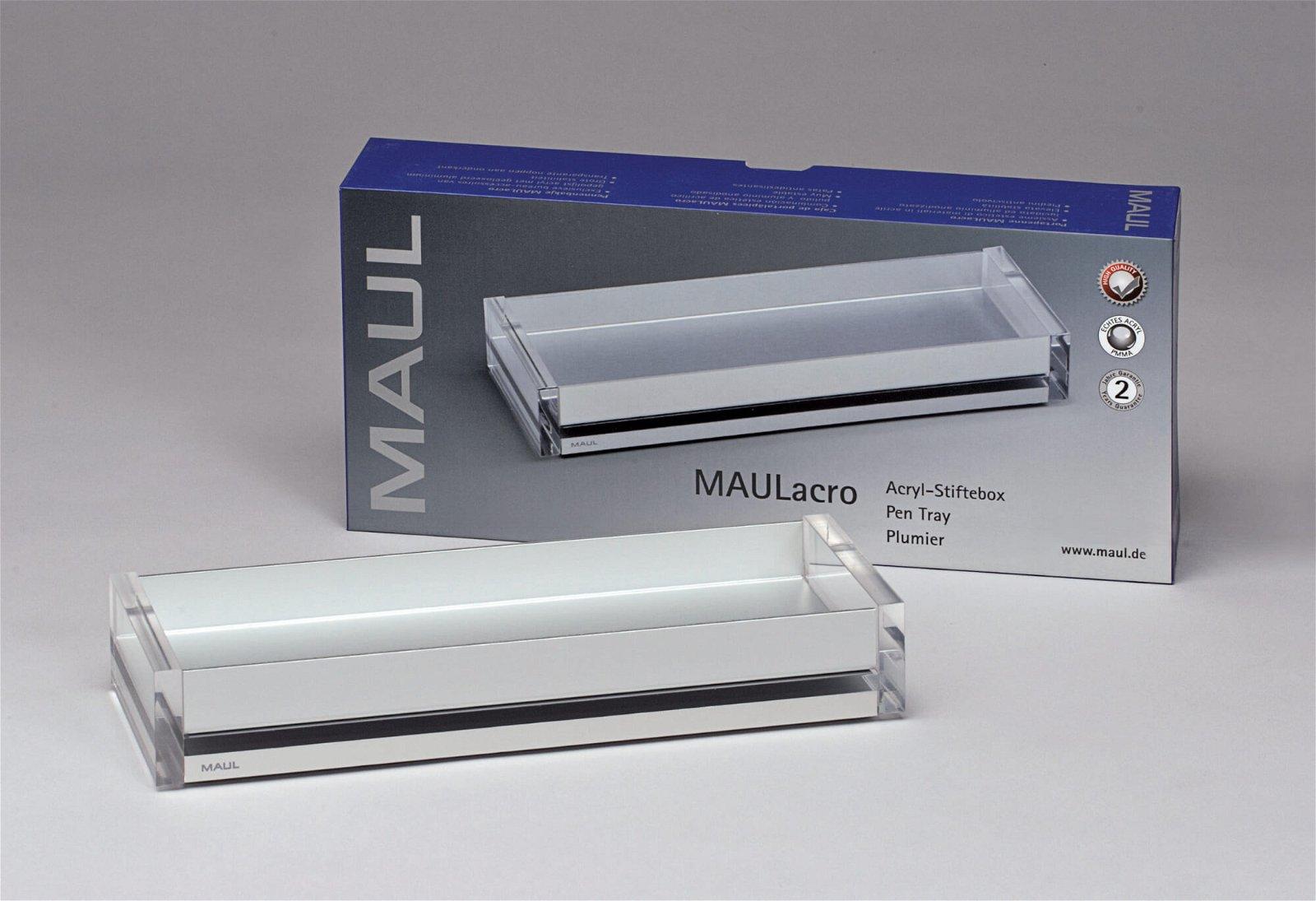 Acryl-Stifteschale MAULacro, glasklar