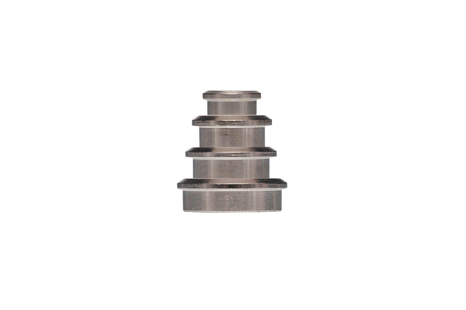 Neodym-Kraftmagnet SB, Ø 16 mm - 5 kg
