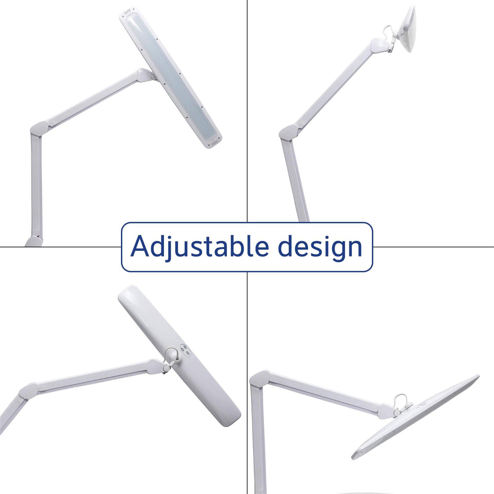LED-Arbeitsplatzleuchte MAULexplore