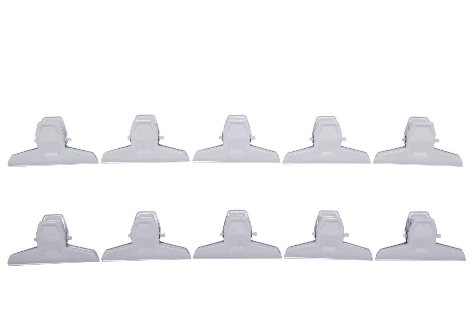 Brief-Klemmer MAULpro, Breite 95 mm, grau
