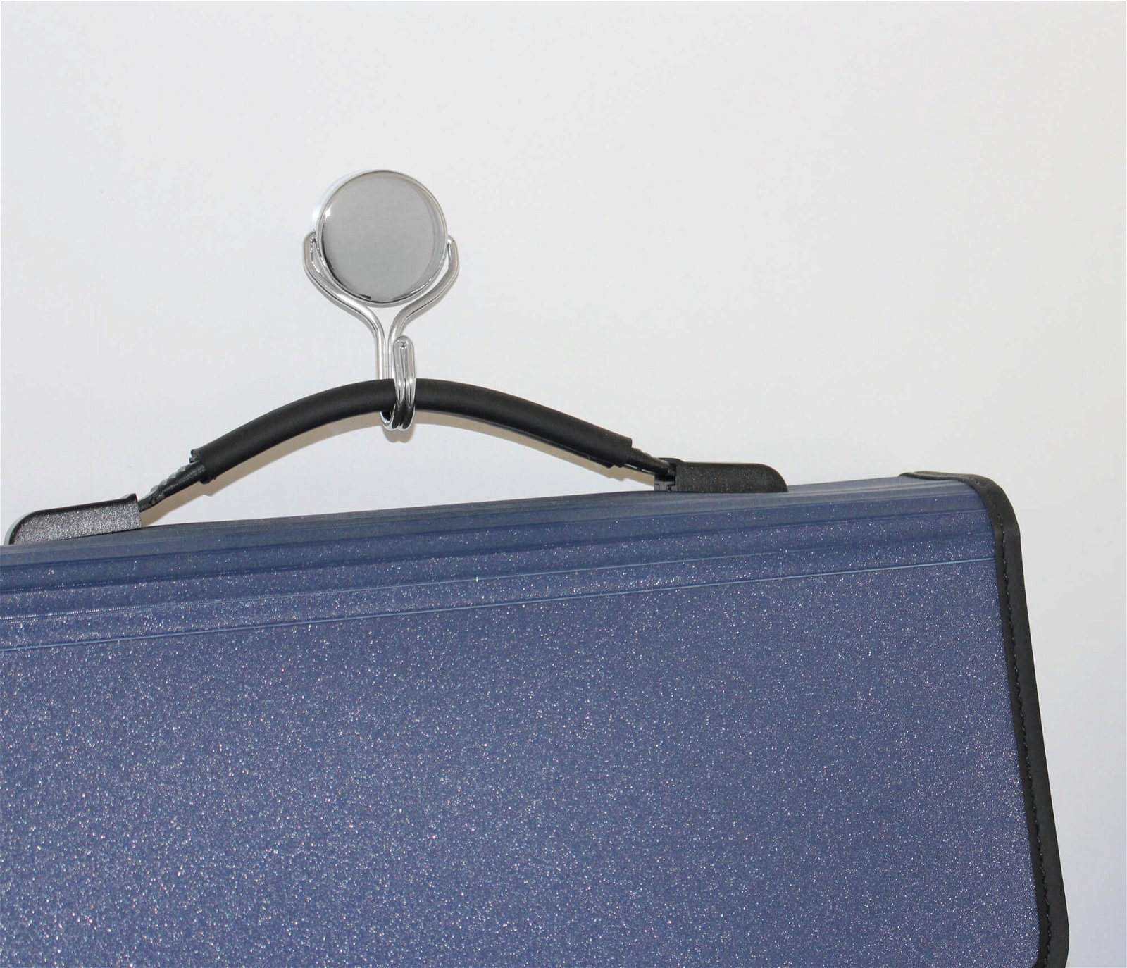 Neodym-Magnet Karusell-Haken Ø 38,5 mm, 30 kg Haftkraft, hellsilber