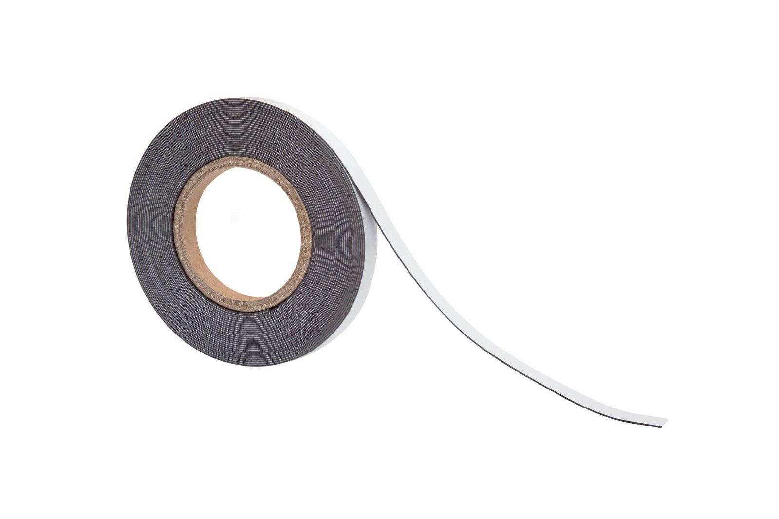 Magnetband selbstklebend, 10 m x 25 mm x 1 mm, sonstige