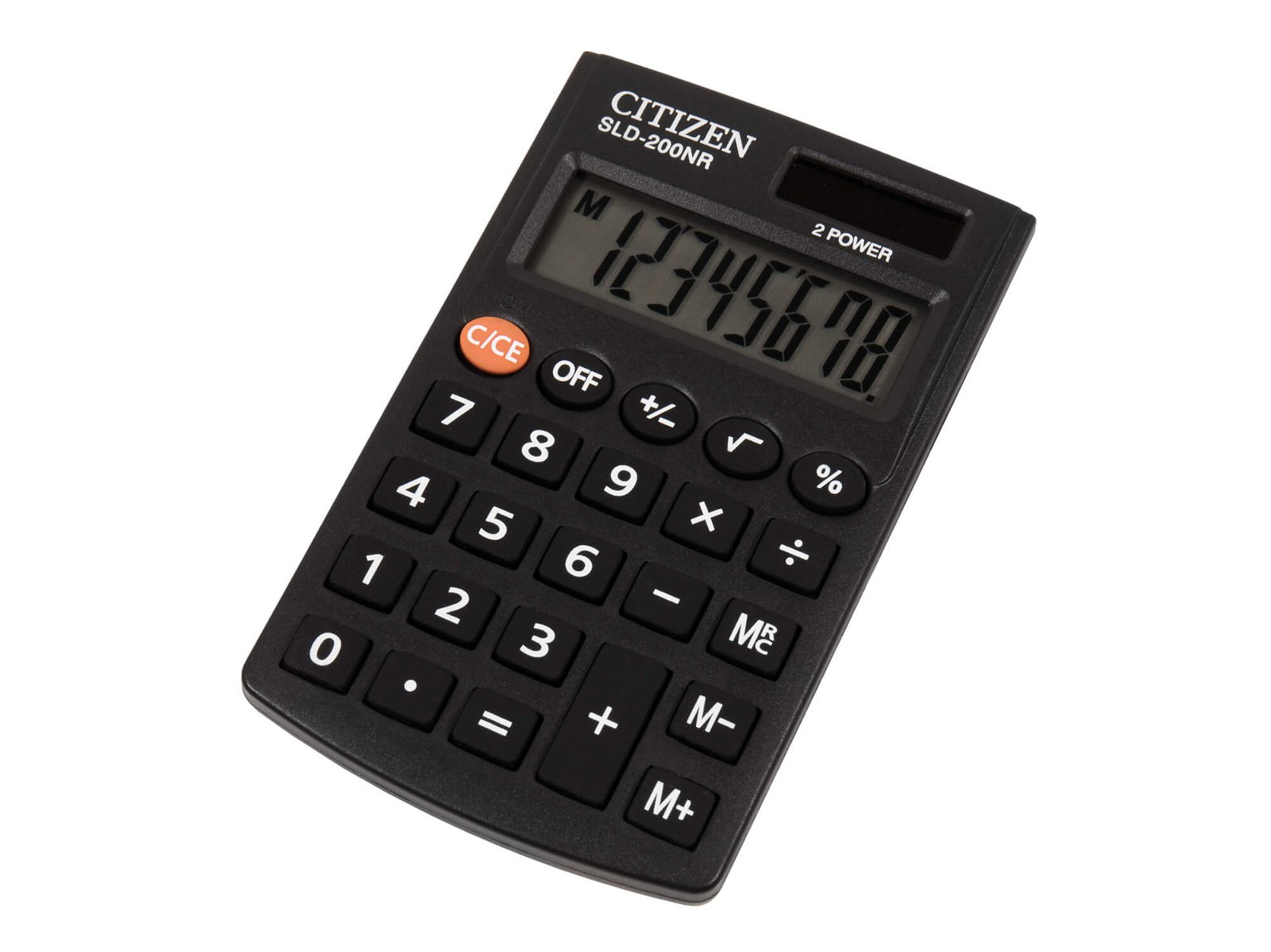 Taschenrechner SLD-200NR