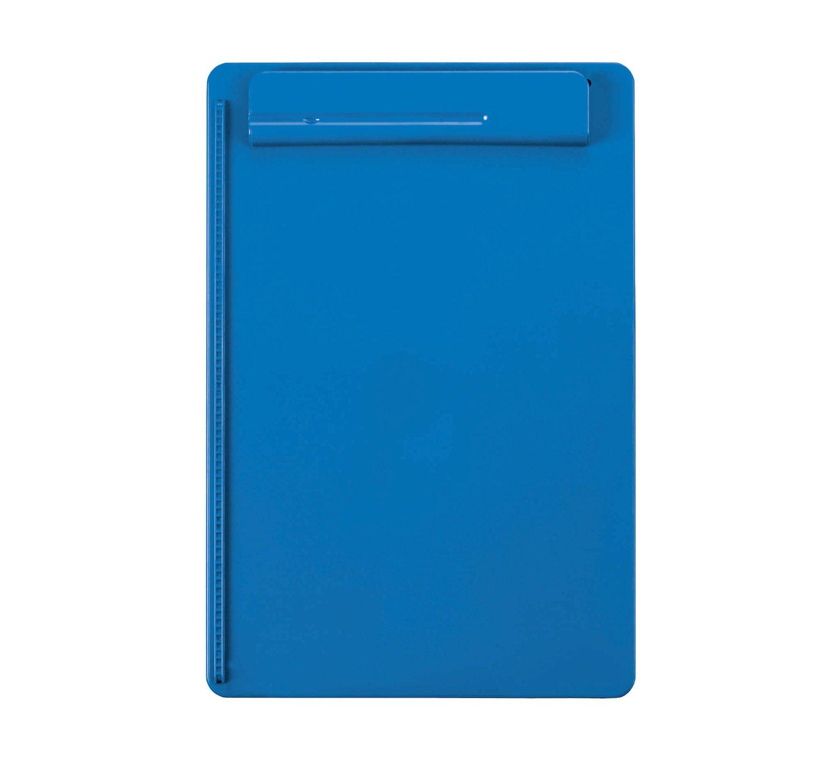 Klemmbrett MAULgo Recycling, blau