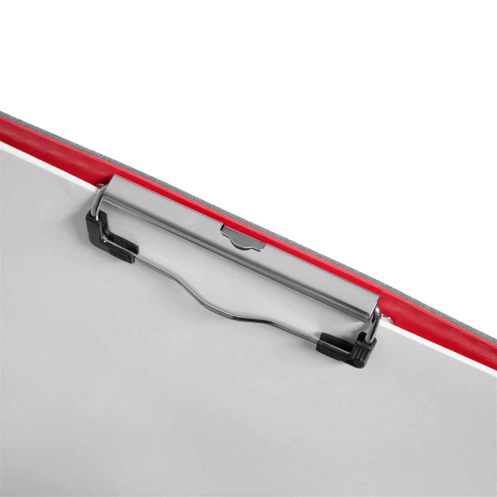 A4 Schreibplatte MAULflexx, rot
