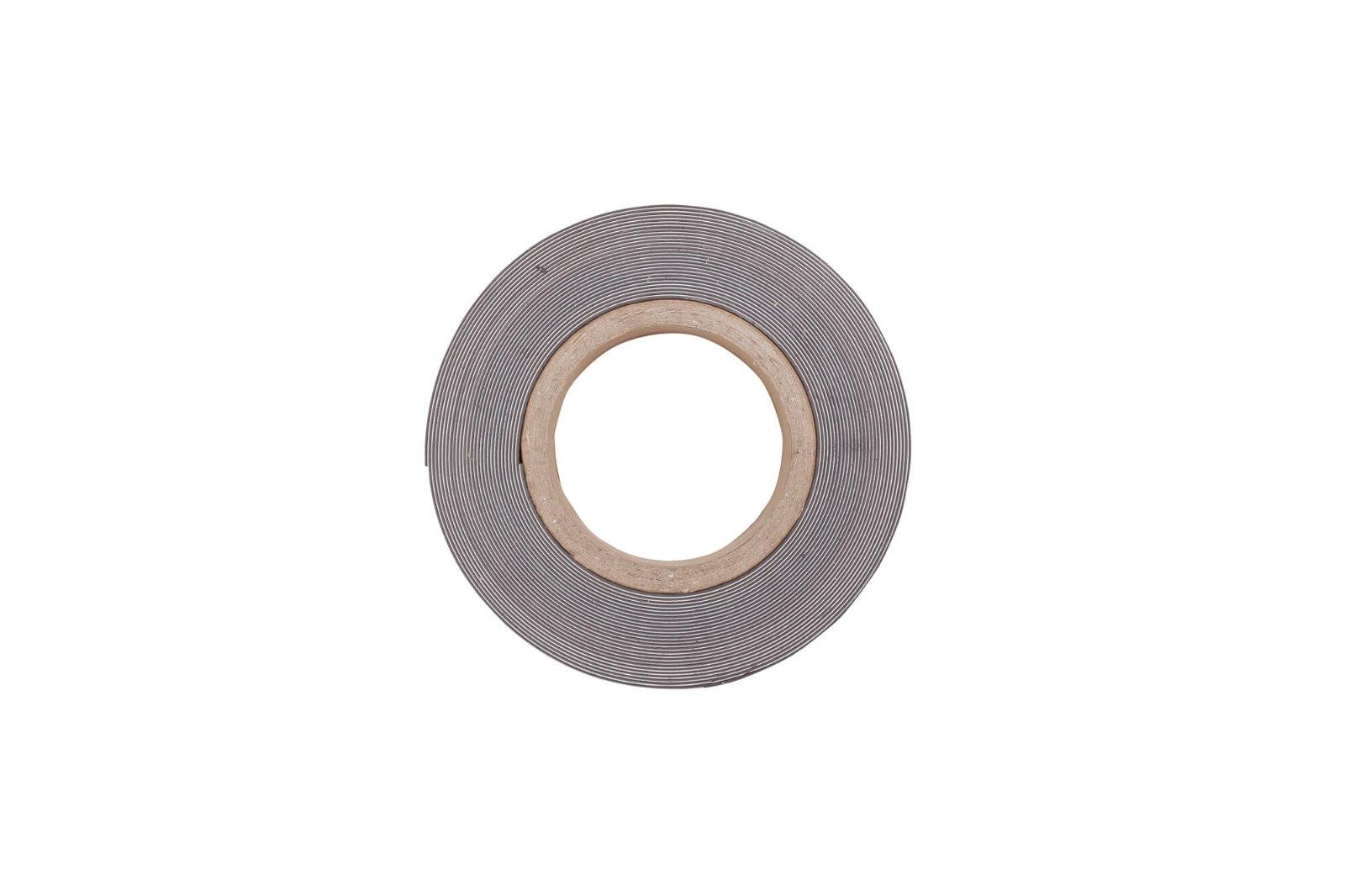 Kennzeichnungsband magnet- haftend, 10 m x 50 mm x 1 mm, weiß