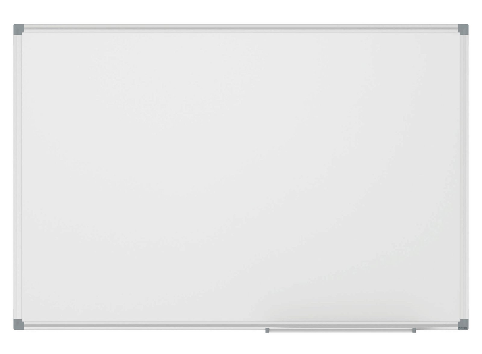 Whiteboard MAULstandard, 120x180 cm, grau