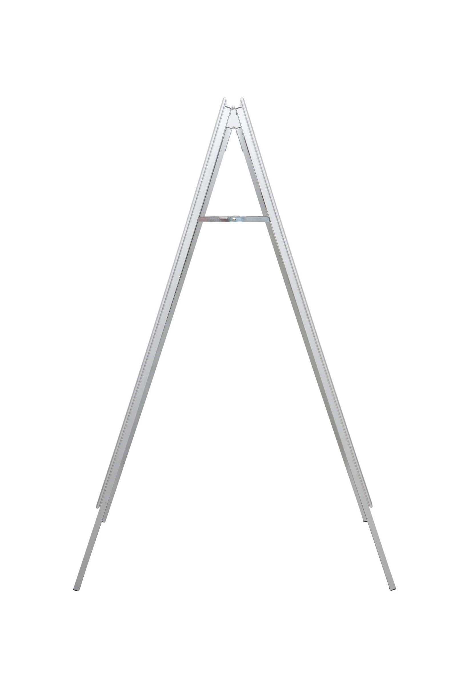 Kundenstopper MAULpublic, A0, aluminium