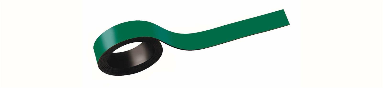Magnetstreifen, 2x100 cm, 2 St./Set, grün