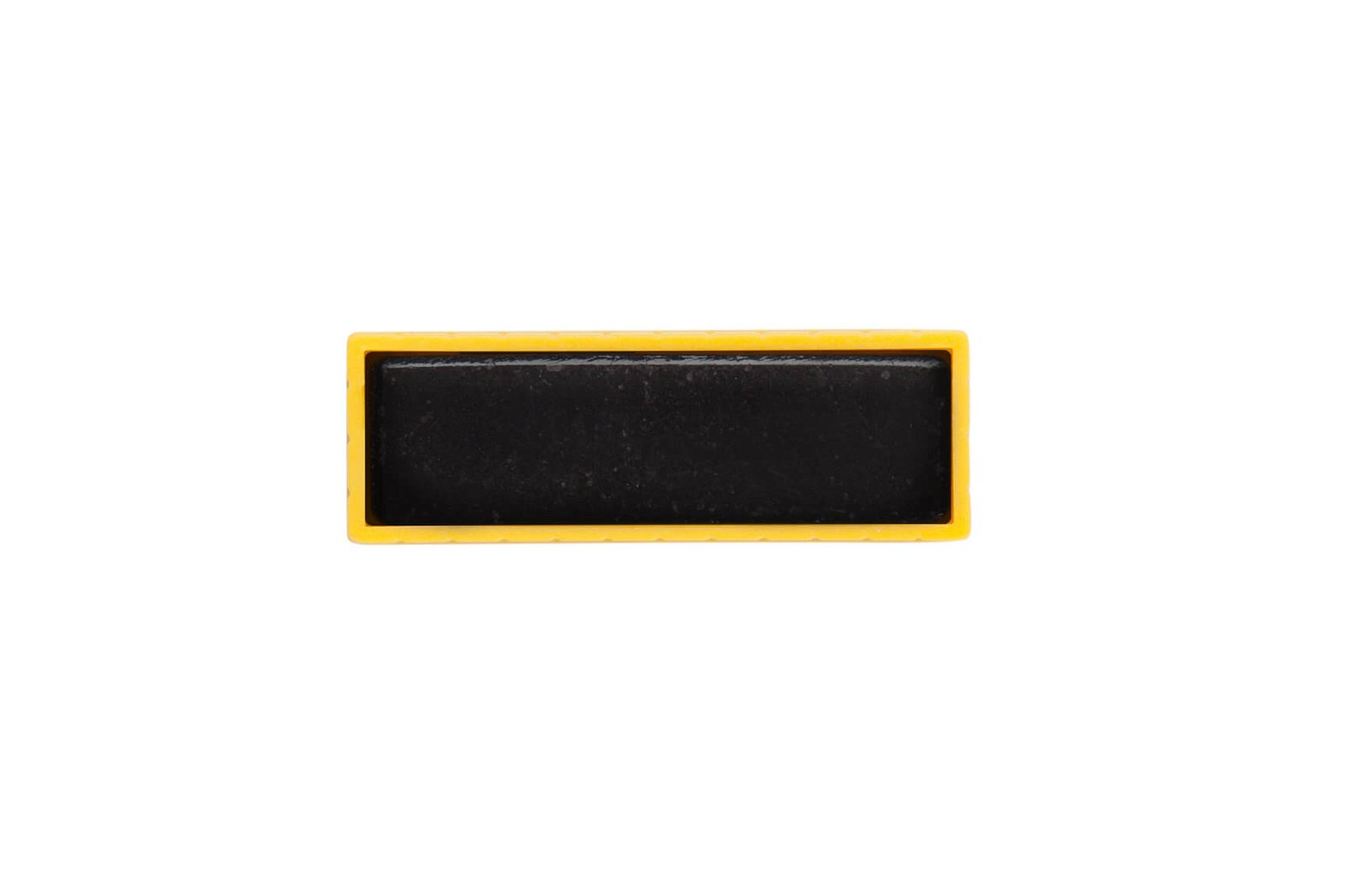 Magnet MAULsolid 54 x 19 mm, 1 kg Haftkraft, 10 St./Ktn., gelb