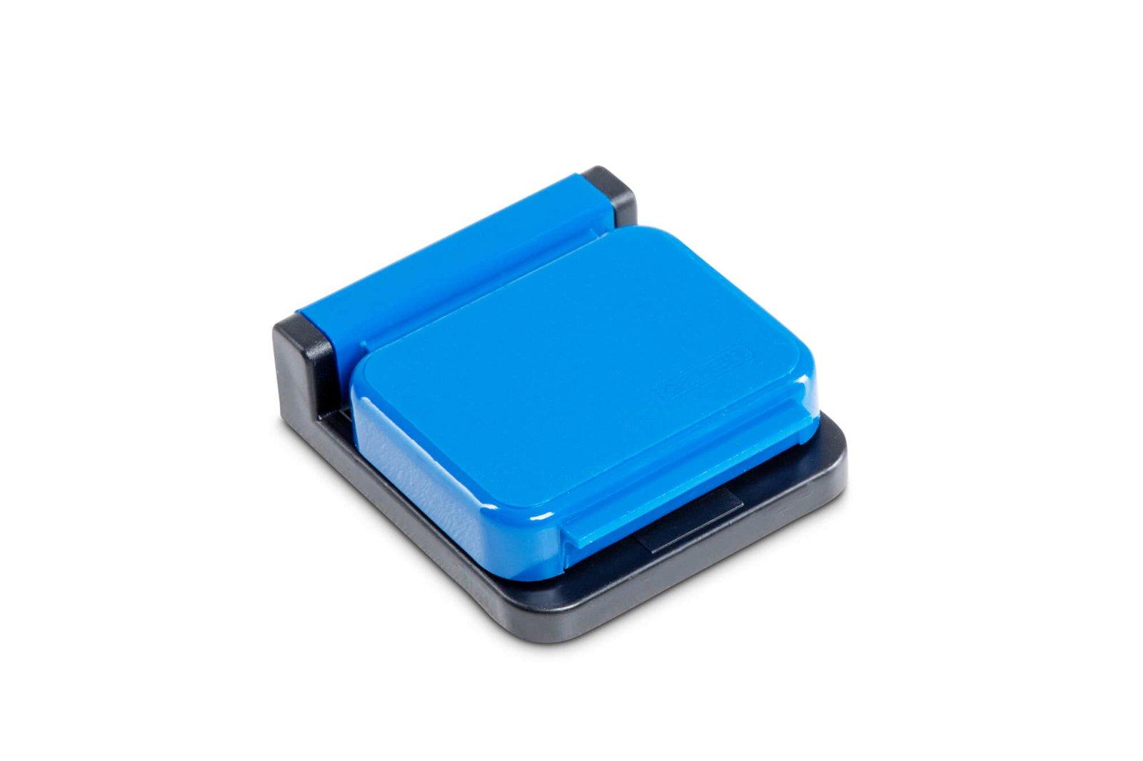 Magnetclip S, 10 St./Ktn., blau