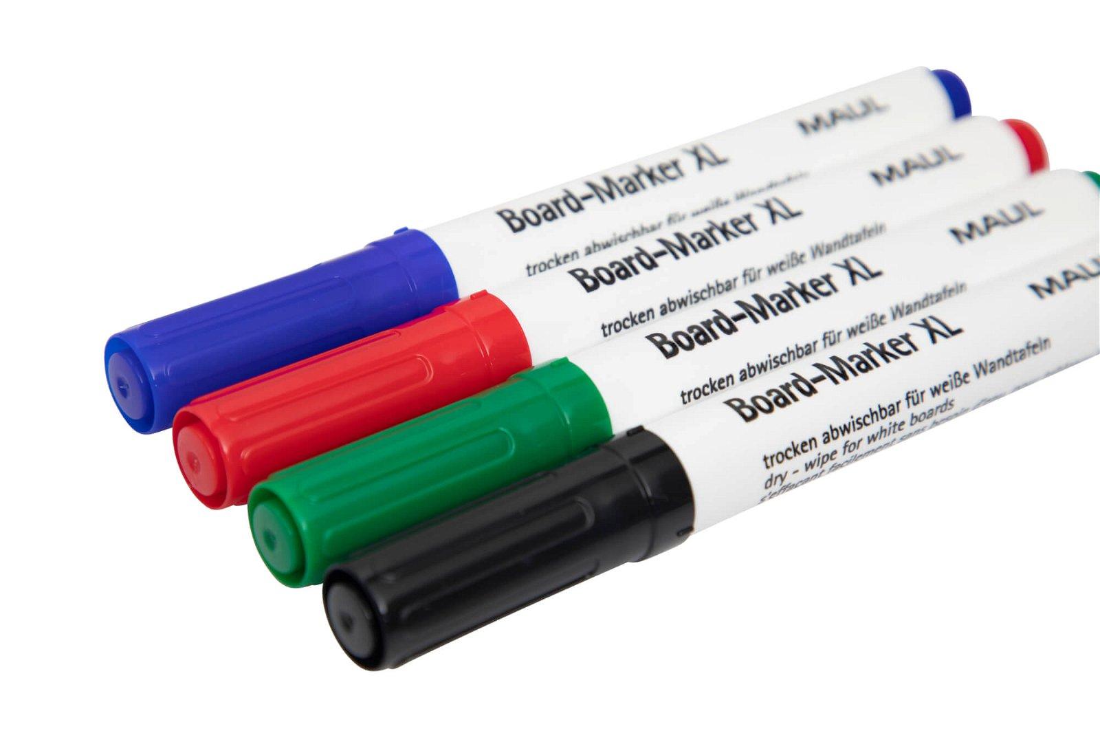 Boardmarker-Set XL, 4 St./Set, farbig sortiert