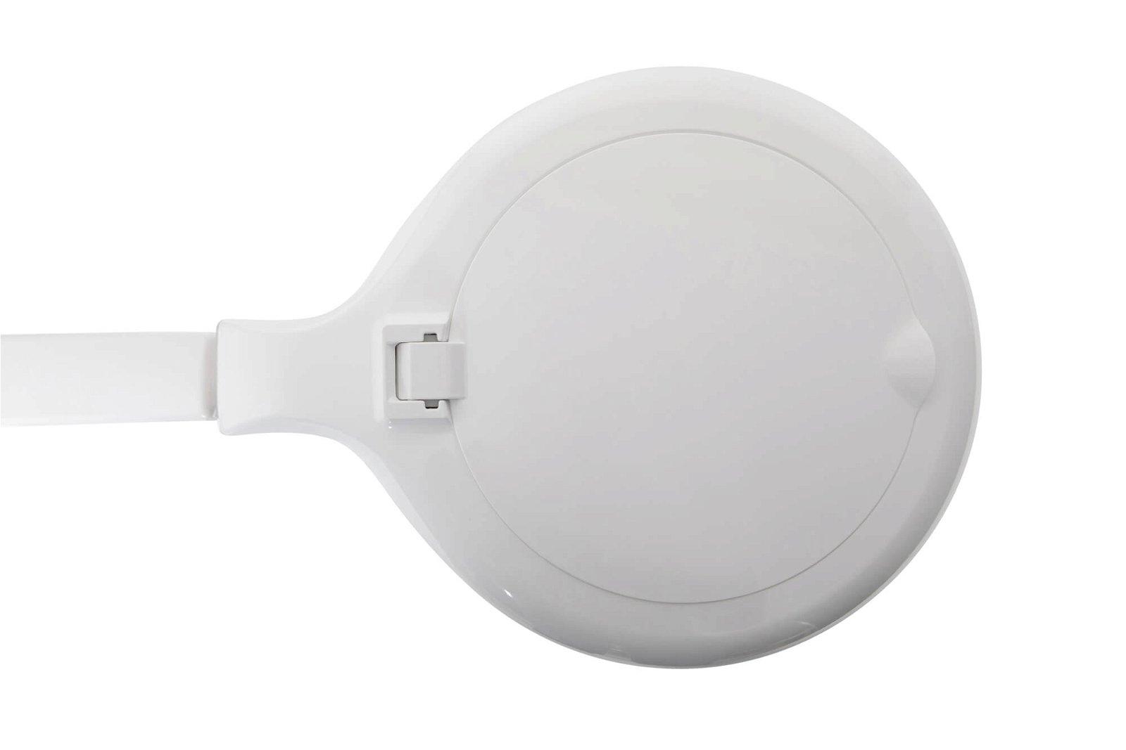 LED-Lupenleuchte MAULduplex, weiß