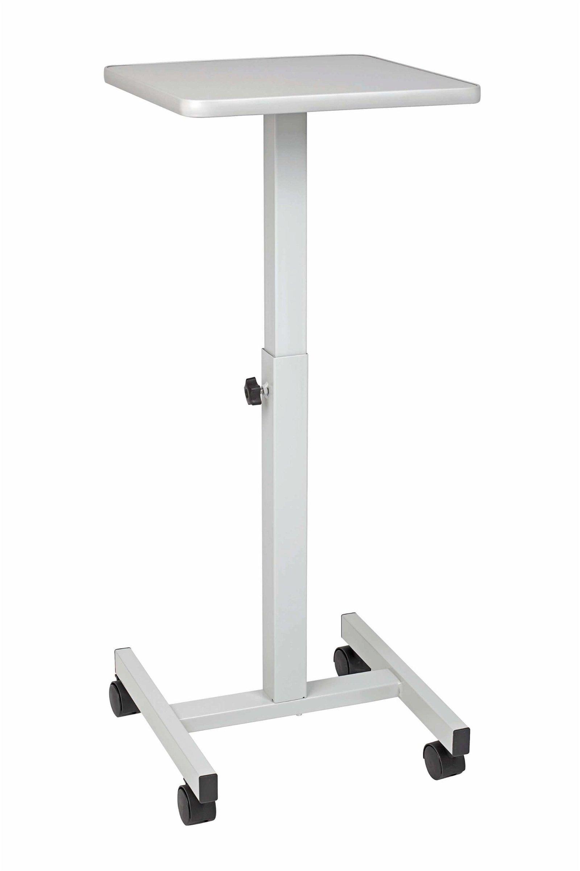 Beamertisch, OHP-Tisch, grau
