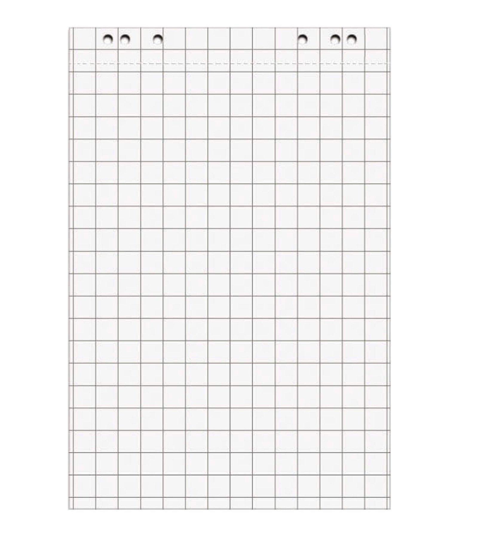 Flipchart-Block  67,5 x 98 cm, 5 Blocks/Ktn., weiß