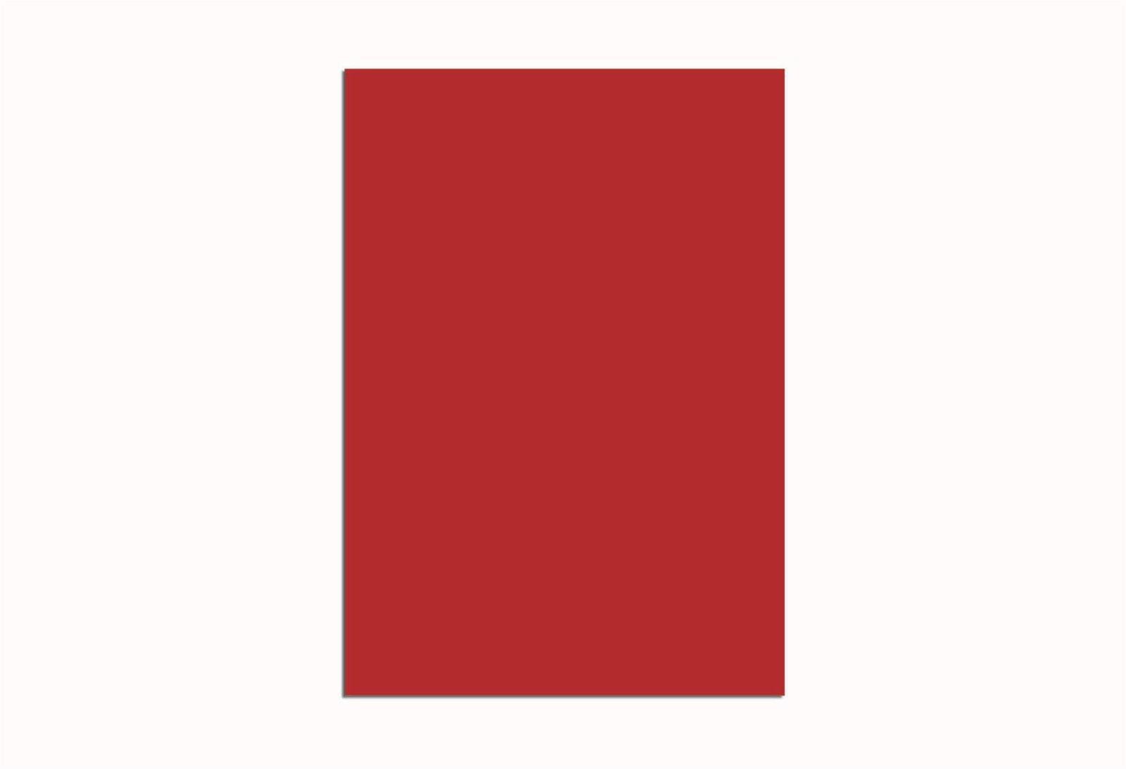 Magnetbogen A4, rot