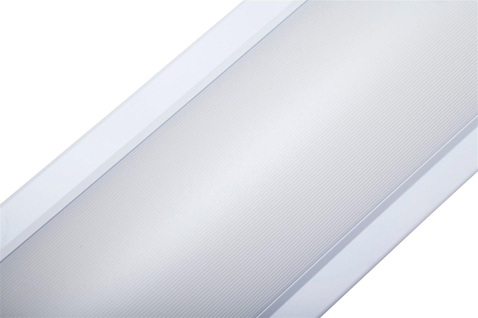 LED-Pendel- und Deckenleuchte MAULeco, 46 W, 119,5 cm, weiß