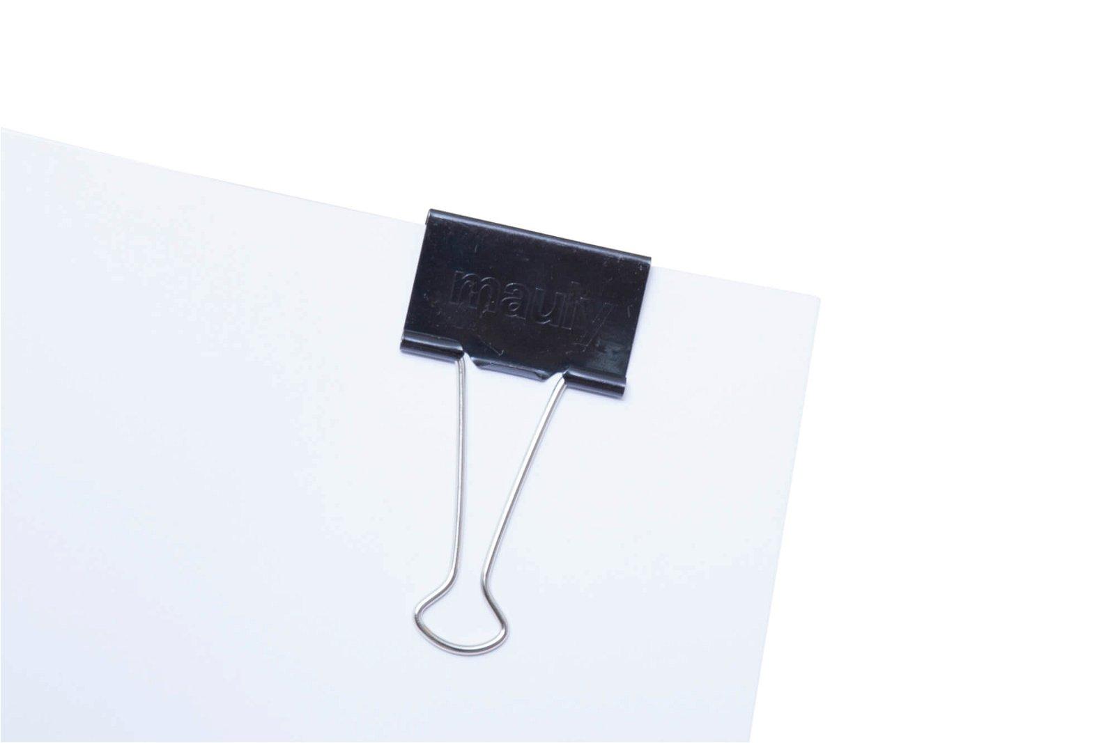 mauly 214, Breite 51 mm, 12 St./Ktn., schwarz