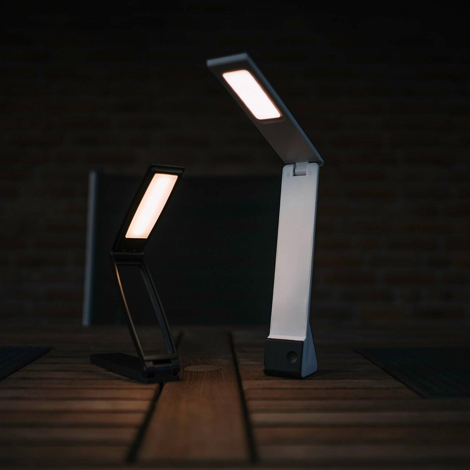 Akku LED-Leuchte MAULzed,