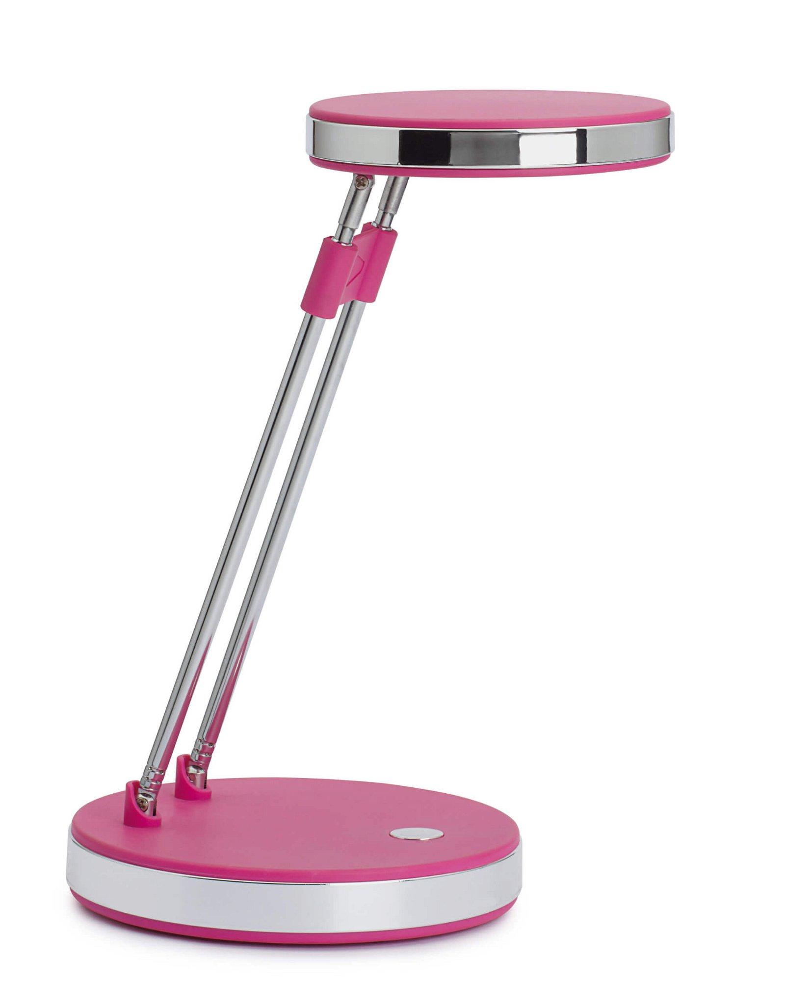 LED-Tischleuchte MAULpuck, pink