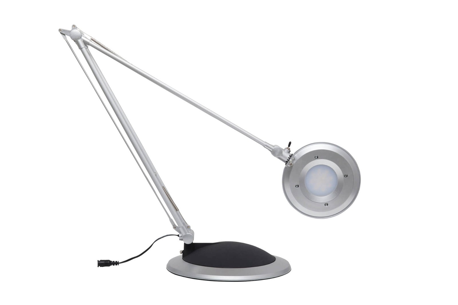 LED-Tischleuchte MAULbusiness, silber