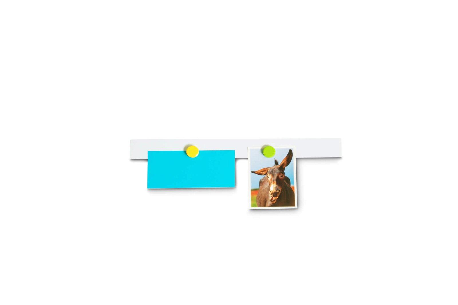 Ferroleiste MAULstandard, Länge 50 cm, weiß