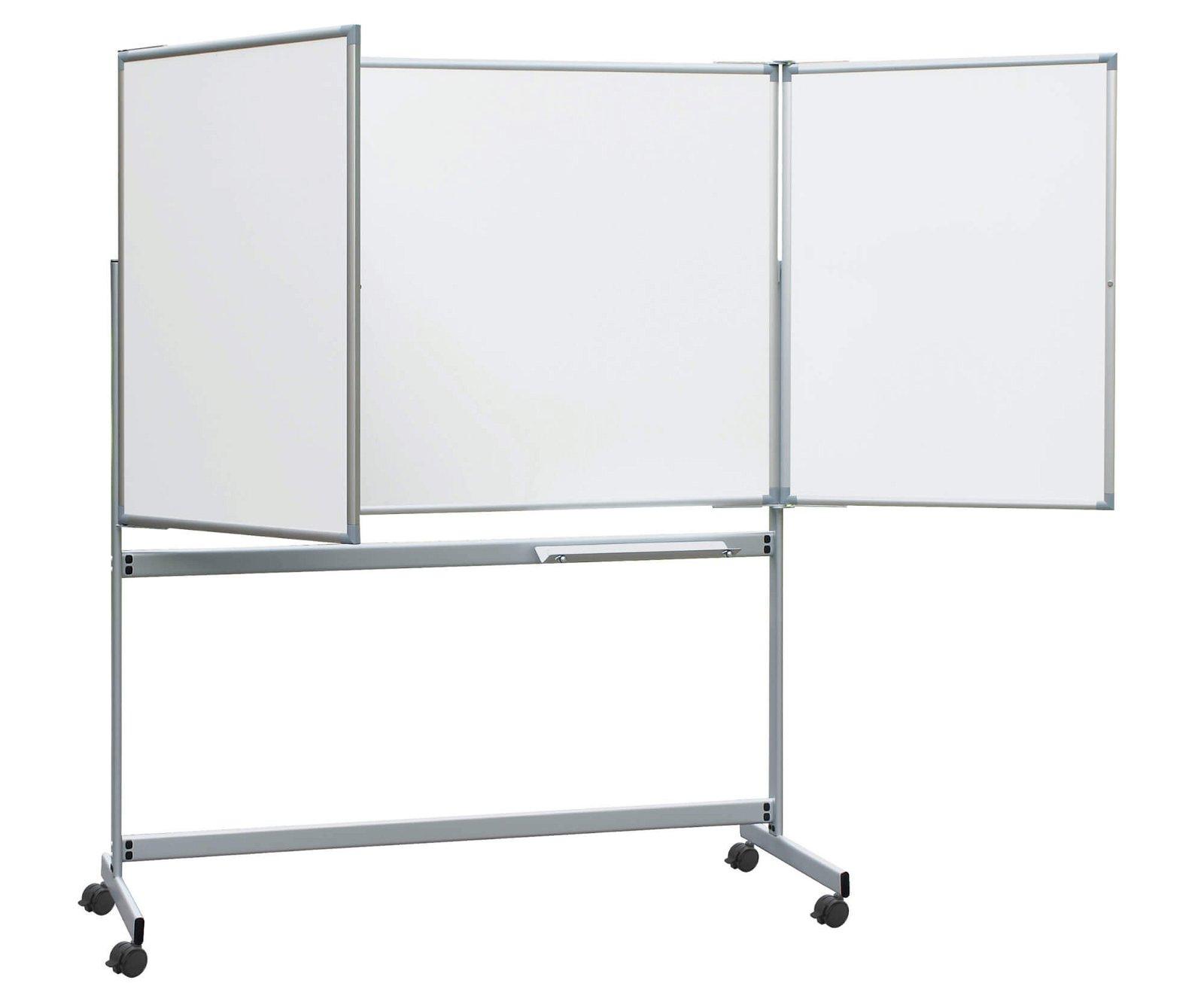 Mobile Klapptafel MAULpro, 100x150 cm, grau