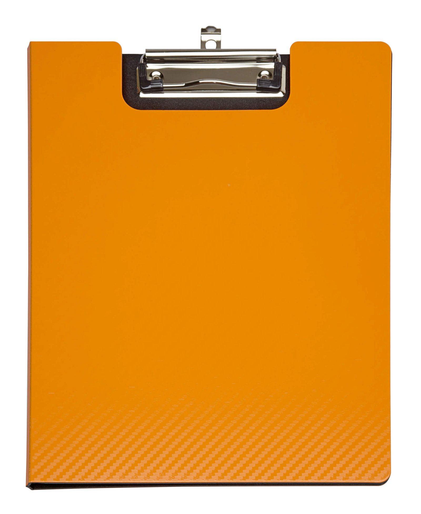 A4 Schreibmappe MAULflexx, orange