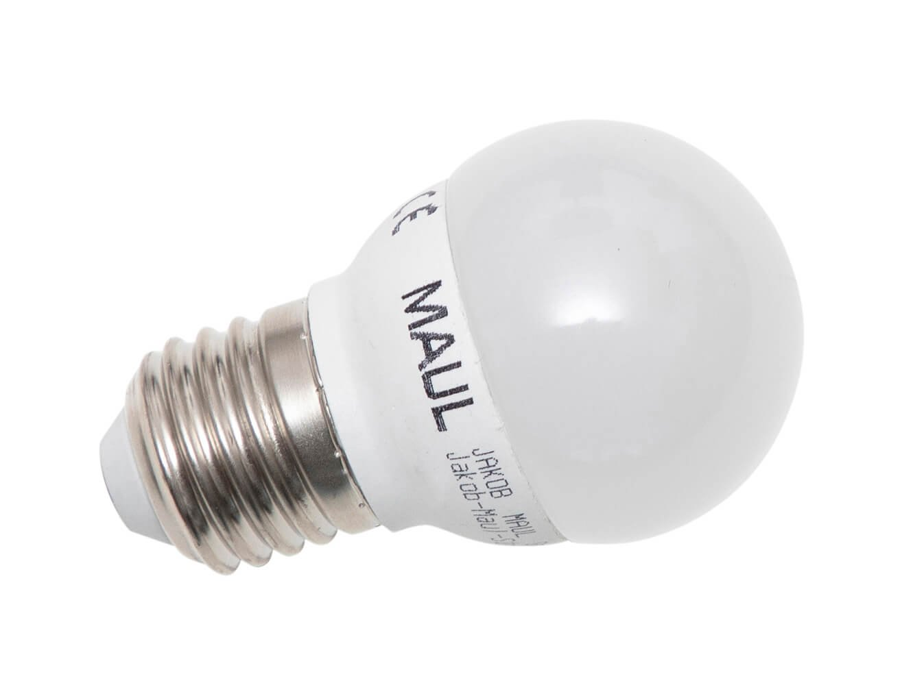 LED-Leuchtmittel E27, 3 Watt