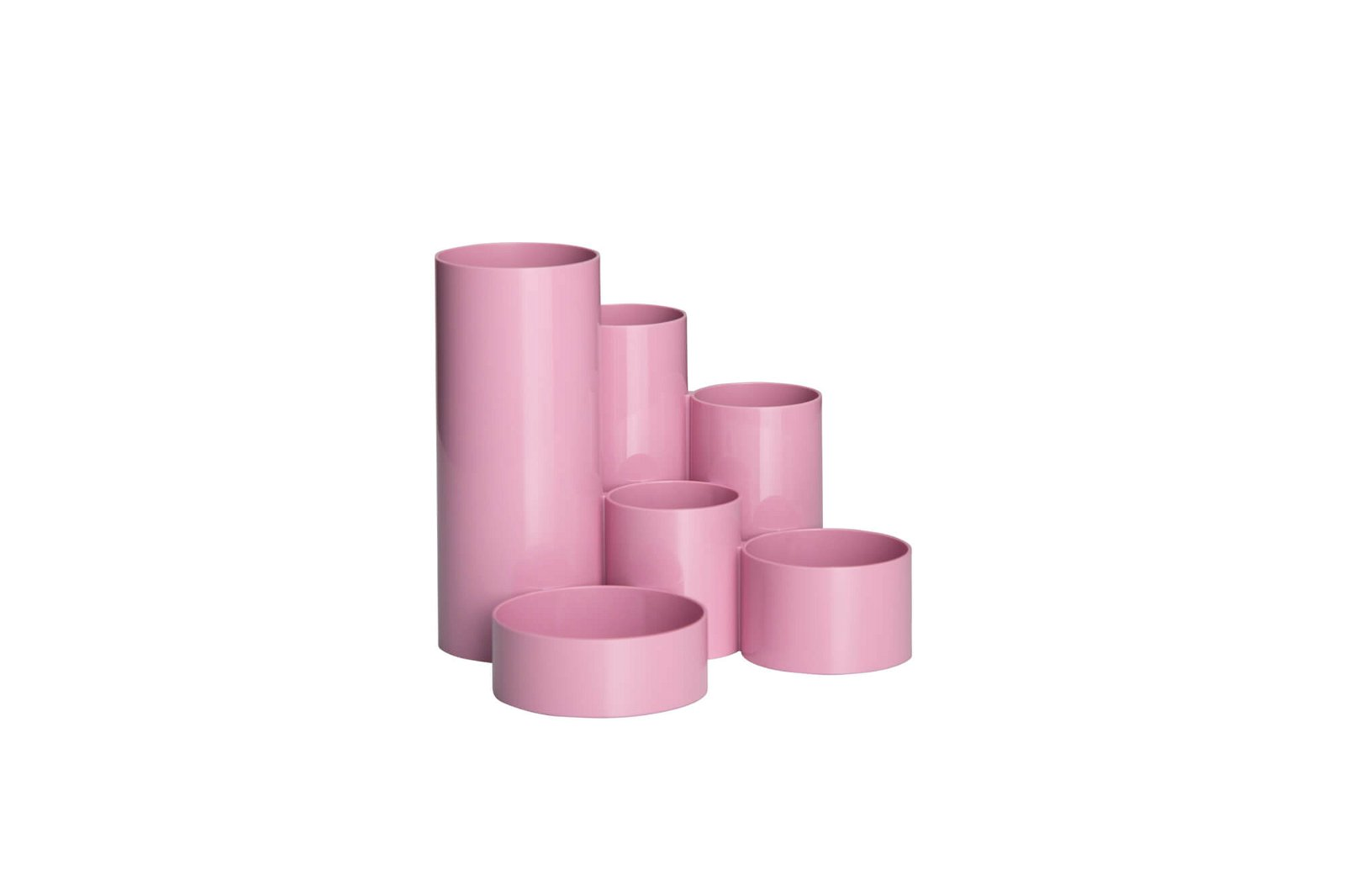 Stifteköcher MAULtubo rosa