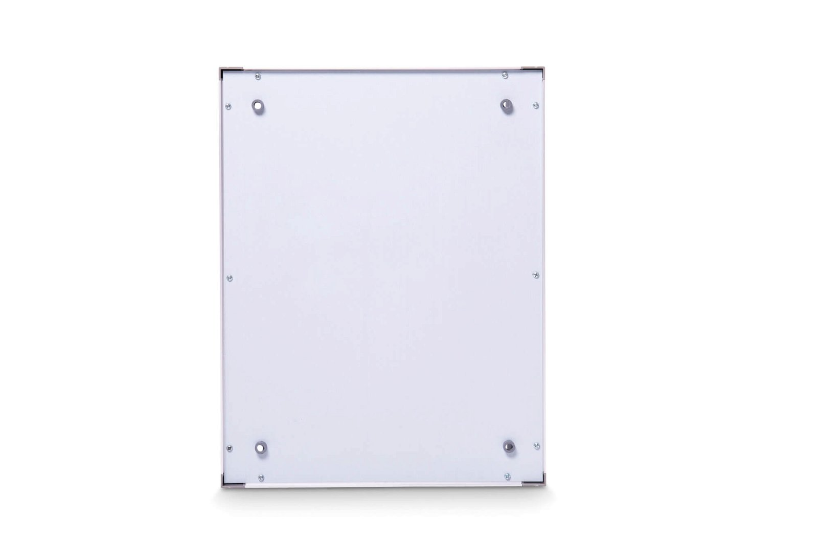 Schaukasten MAULextraslim, 1 x A4, aluminium