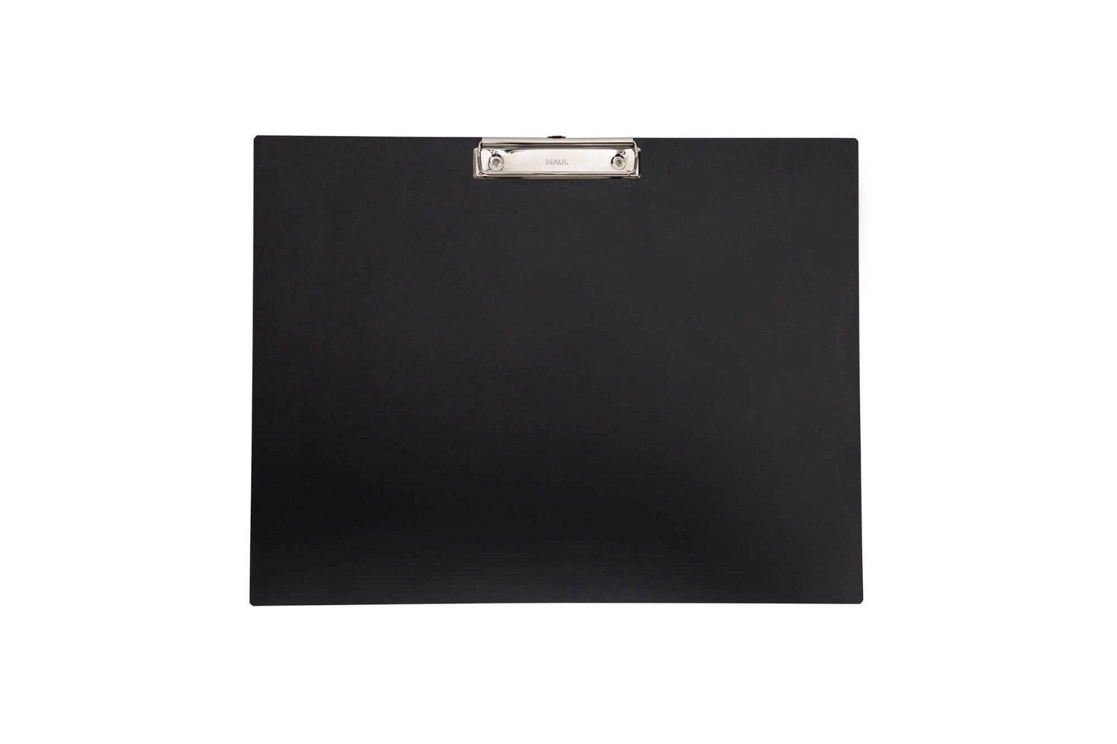 Schreibplatte A3, Kunststoff mit Bügelklemme