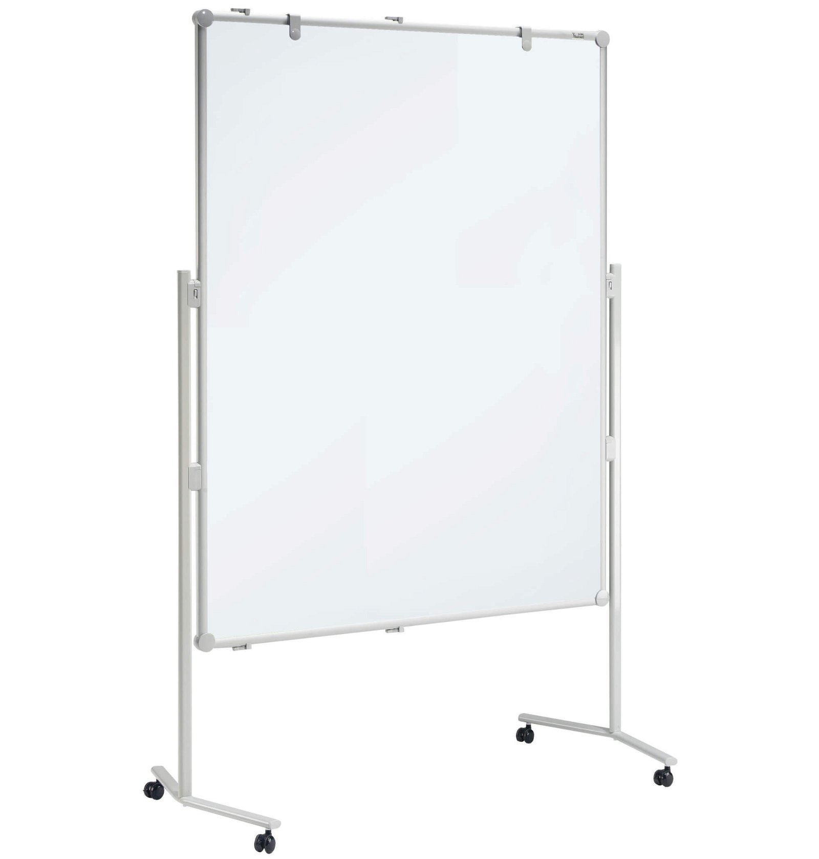 Moderationstafel MAULpro Whiteb., 150x120 cm, grau